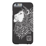 Proud lion iPhone6 case from Printapattern